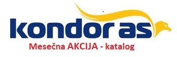 KondorAS akcija